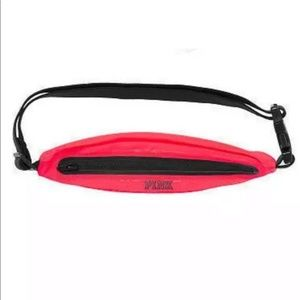NWT VS Pink Running Fanny Pack